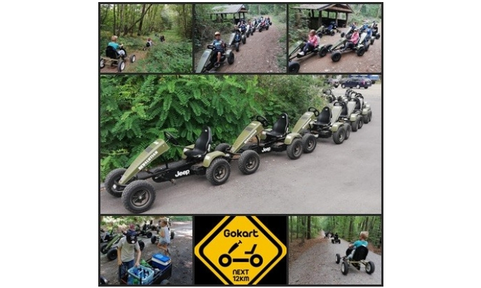 Gokart-Spaß Events