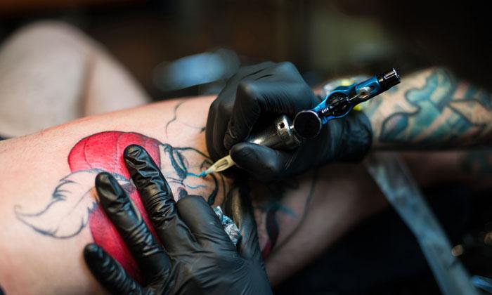 Tattoos Und Piercings Känguru Magazin