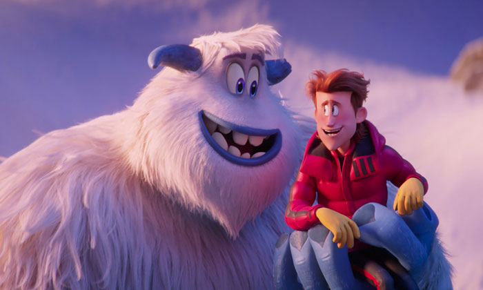 SMALLFOOT from Warner Bros. Pictures and Warner Animation Group © Courtesy of Warner Bros. Pictures